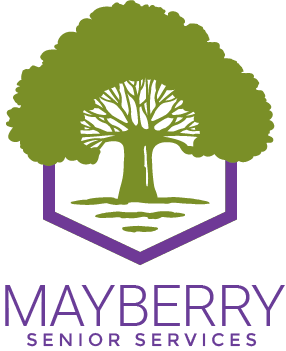 Mayberry Senior Services Logo